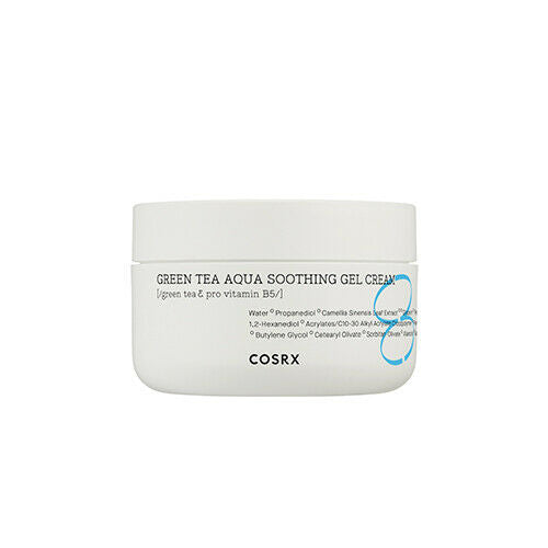 Green Tea Aqua Soothing Gel Cream - Blooming Cosmetics
