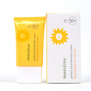 Perfect UV Protection Cream Long Lasting for Oily Skin SPF 50+ / PA++++ - Blooming Cosmetics