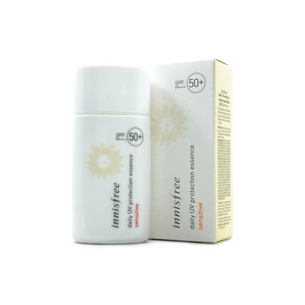 Daily UV Protection Essence Sensitive SP 50+ / PA++++ - Blooming Cosmetics
