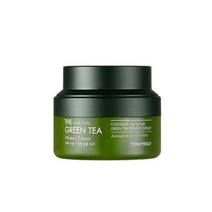 THE CHOK CHOK Green Tea Watery Cream - Blooming Cosmetics