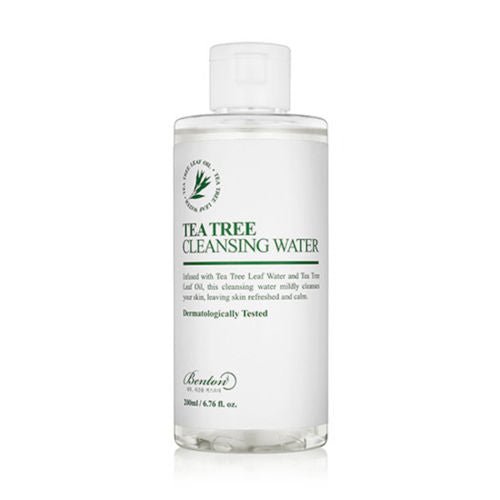 Tea Tree Cleansing Water - Blooming Cosmetics