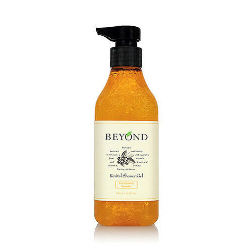 Eco Revital Shower Gel - Blooming Cosmetics