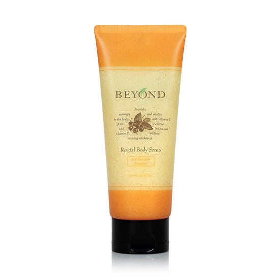 Revital Body Scrub - Blooming Cosmetics