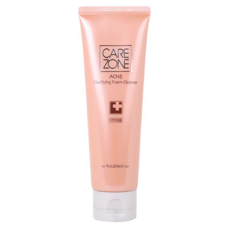 Acne Clarifying Foam Cleanser - Blooming Cosmetics