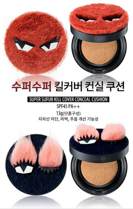 Kill Cover Conceal Cushion - Blooming Cosmetics