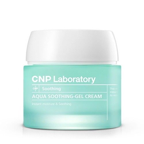 Aqua Soothing-Gel Cream - Blooming Cosmetics