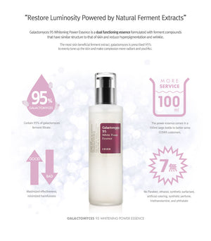 Galactomyces 95 Tone Balancing Essence - Blooming Cosmetics