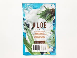 Real Nature No.003 Aloe - Blooming Cosmetics