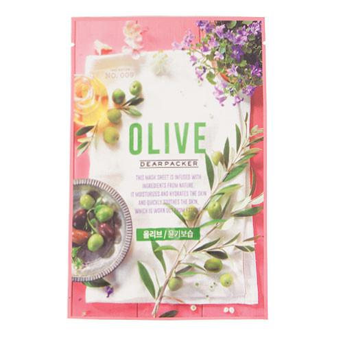 Real Nature No.009 Olive - Blooming Cosmetics