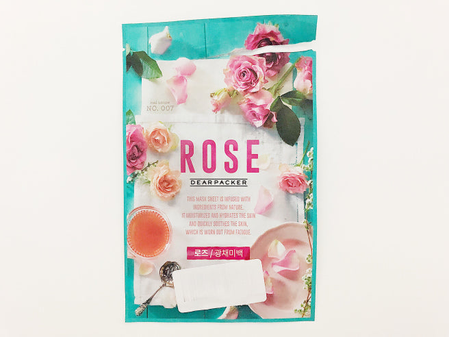Real Nature No.007 Rose - Blooming Cosmetics
