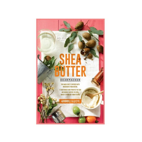 Real Nature No.010 Shea Butter - Blooming Cosmetics