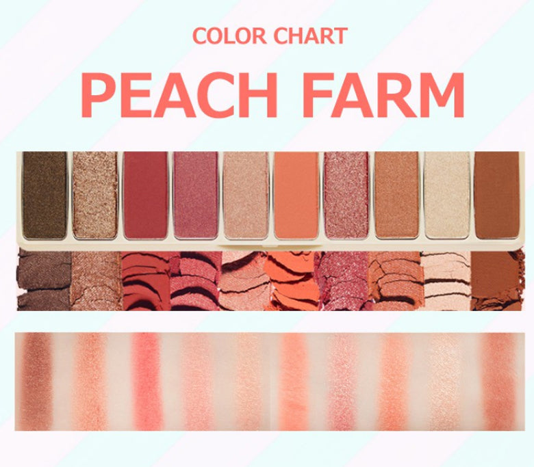 Play Color Eyes #Peach Farm - Blooming Cosmetics