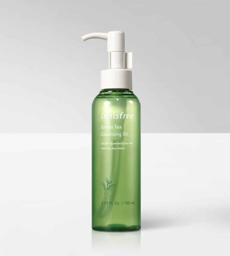 Green Tea Cleansing Oil - Blooming Cosmetics