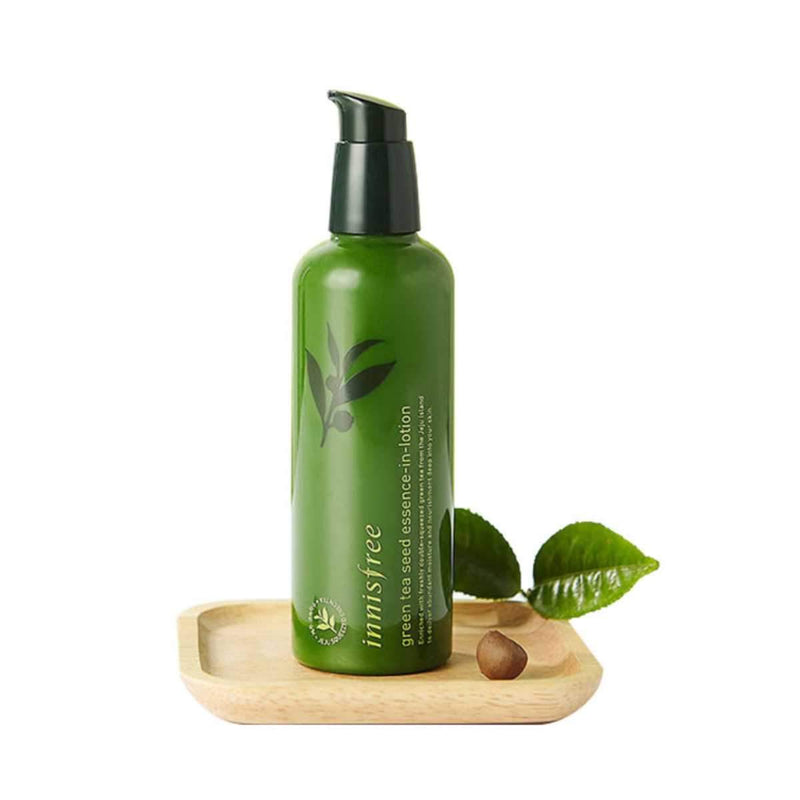 Green Tea Seed Essence-In-Lotion - Blooming Cosmetics