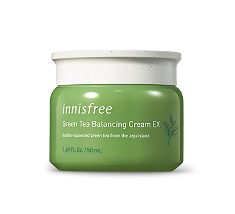 Green Tea Balancing Cream - Blooming Cosmetics