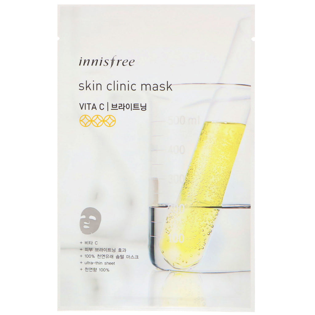 Skin Clinic Mask VitaC - Blooming Cosmetics