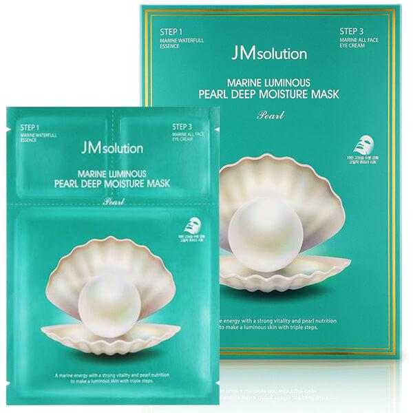 Marine Luminous Pearl Deep Moisture Mask - Blooming Cosmetics