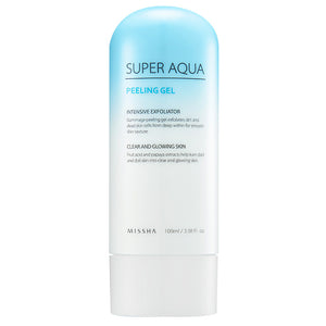 Super Aqua Peeling Gel - Blooming Cosmetics