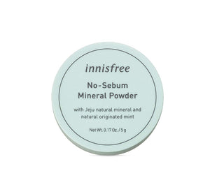 No-Sebum Mineral Powder - Blooming Cosmetics