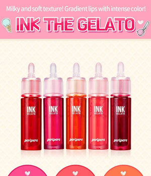 Ink Gelato #1-#5 - Blooming Cosmetics