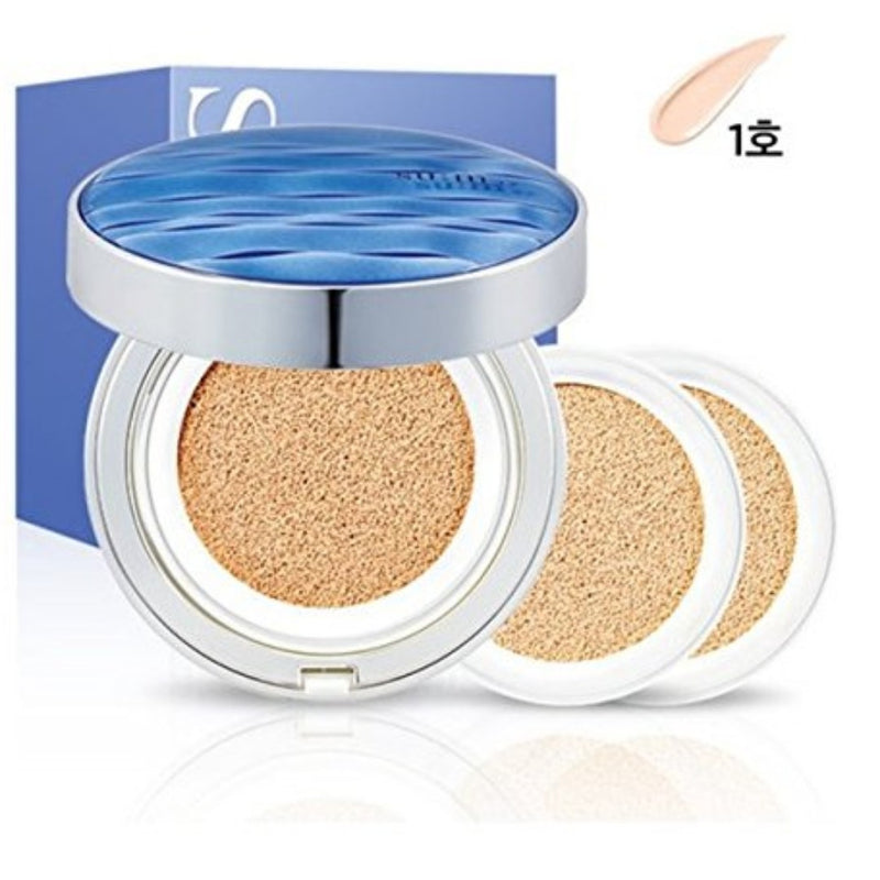 Water-Full CC Cushion Perfect Finish - Blooming Cosmetics