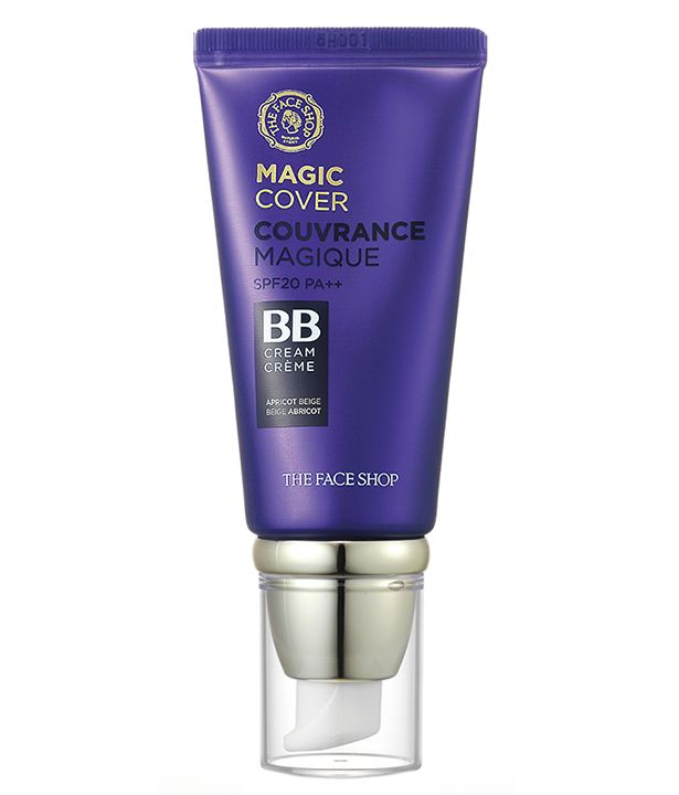 Magic Cover BB Cream - Blooming Cosmetics