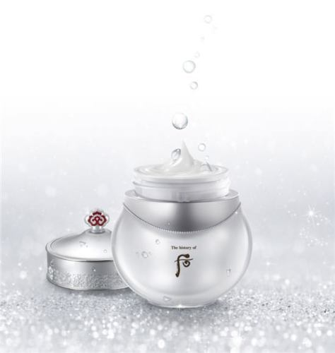 Gongjinhyang Seol Radiant Bright Moisture Cream - Blooming Cosmetics
