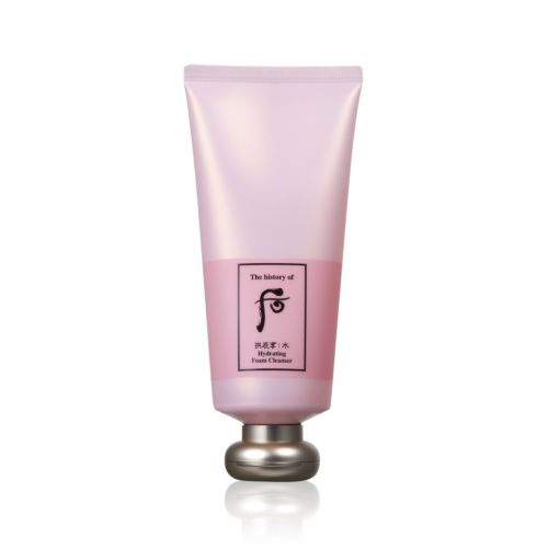 Gongjinhyang Hydrating Foam Cleanser - Blooming Cosmetics