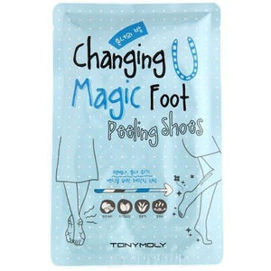 Changing U Magic Foot Peeling Shoes - Blooming Cosmetics