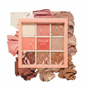 Play Color Eyes #Tulip Day - Blooming Cosmetics
