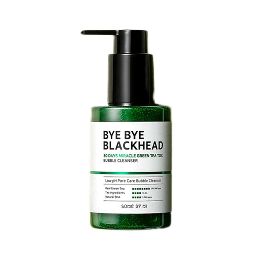 Bye Bye Blackhead 30Days Miracle Green Tea Tox Bubble Cleanser - Blooming Cosmetics