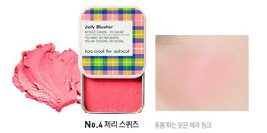 Check Jelly Blusher - Blooming Cosmetics
