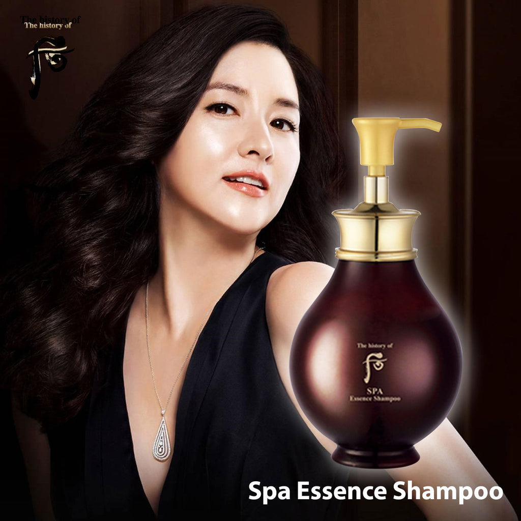Spa Essence Shampoo - Blooming Cosmetics