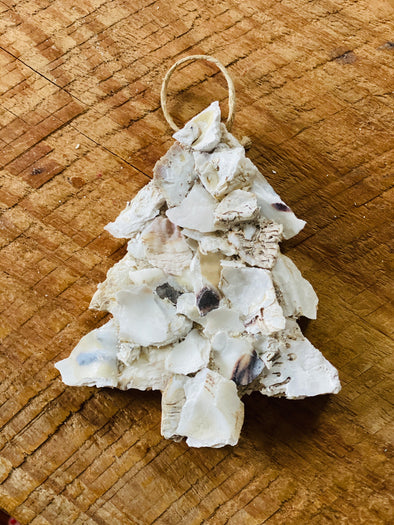 Oyster Christmas Tree Ornament