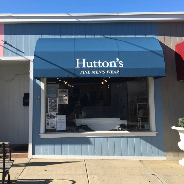 Hutton's - Fine Men's Wear Since 1875 - Ridgefield, CT
