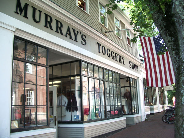 Murray's Toggery Shop - Nantucket, MA
