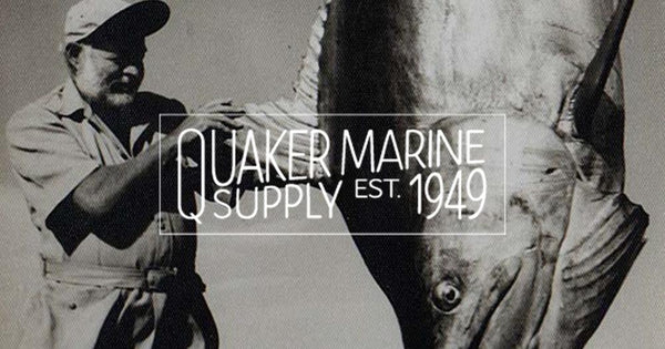 Things We Love - Quaker Marine & The Oysterman