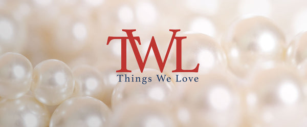 Things We Love - A String of Pearls