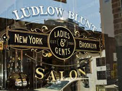 Ludlow Blunt Brookly NY St Johns Fragrance