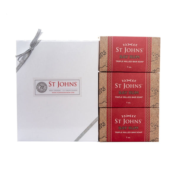 St Johns Body Soap Gift Set