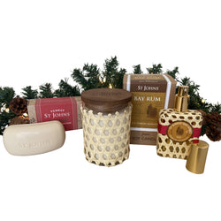 Bay Rum/Lime/Vetiver Holiday Bundles