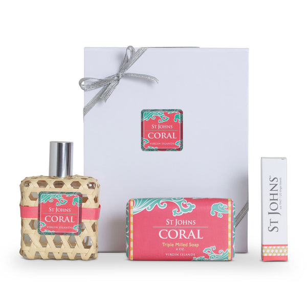 Coral Gift Set