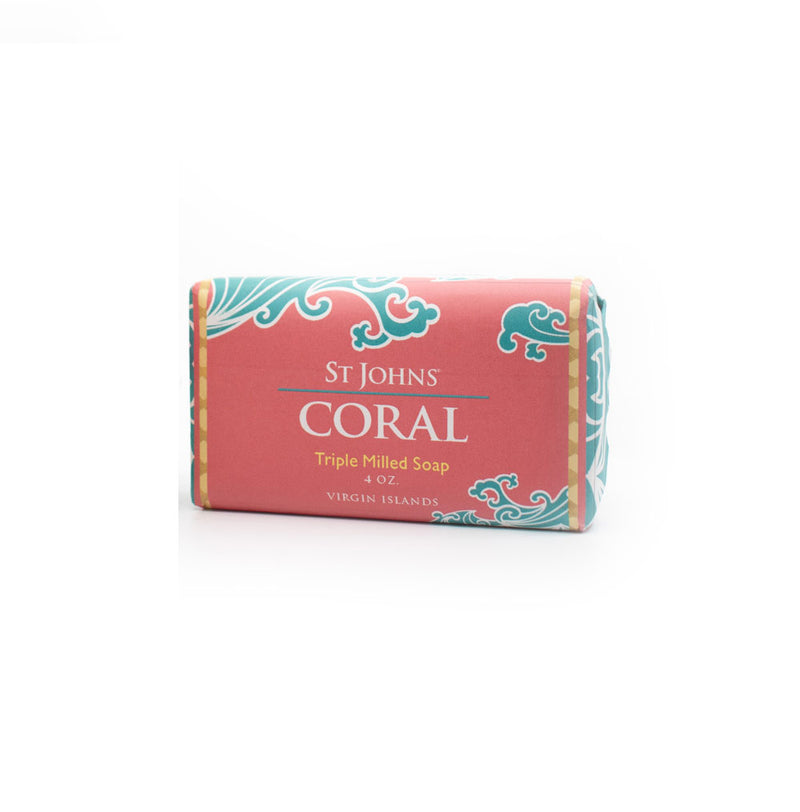 Red Coral Body Soap