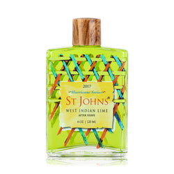 West Indian Lime After Shave 4oz - Hurricane Series