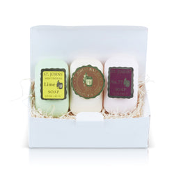 Three Fragrance Soap Set | Mini