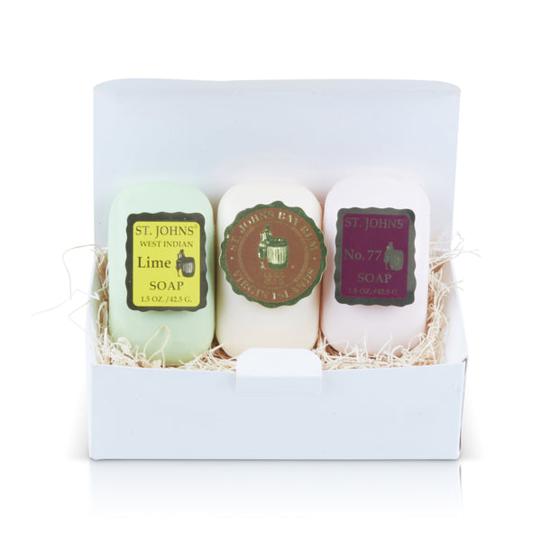 Caribbean Mini Soap Gift Set