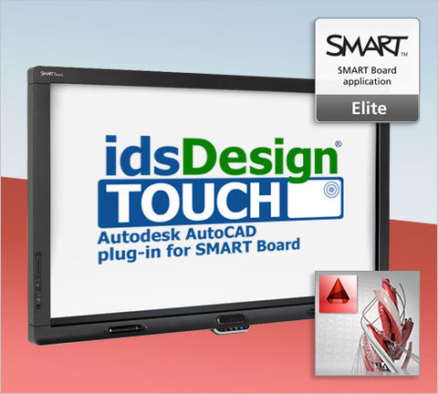 Autodesk AutoCAD plug-in for SMART Board
