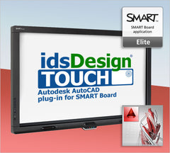 AutoCAD plug-in for SMART Board