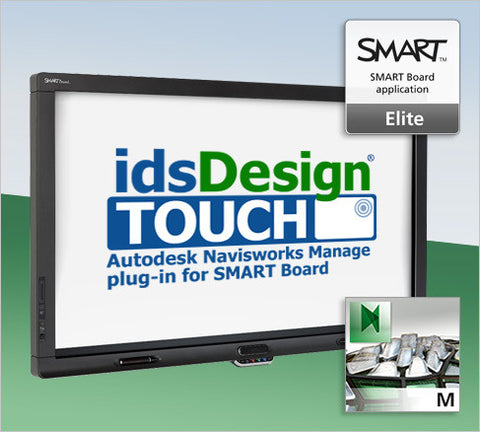 Autodesk Navisworks Manage plug-in for SMART Board