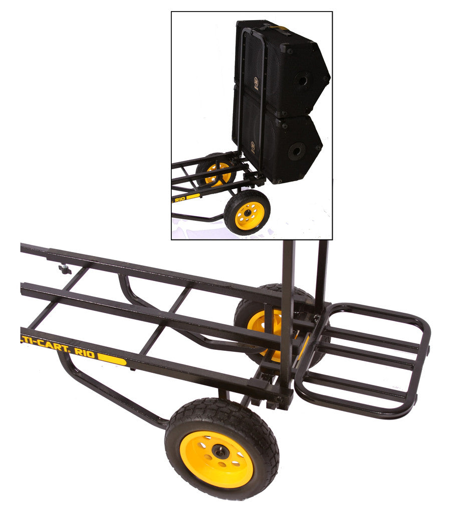 Cart Extension Rack